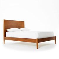 تخت خواب چوبی گنجینه