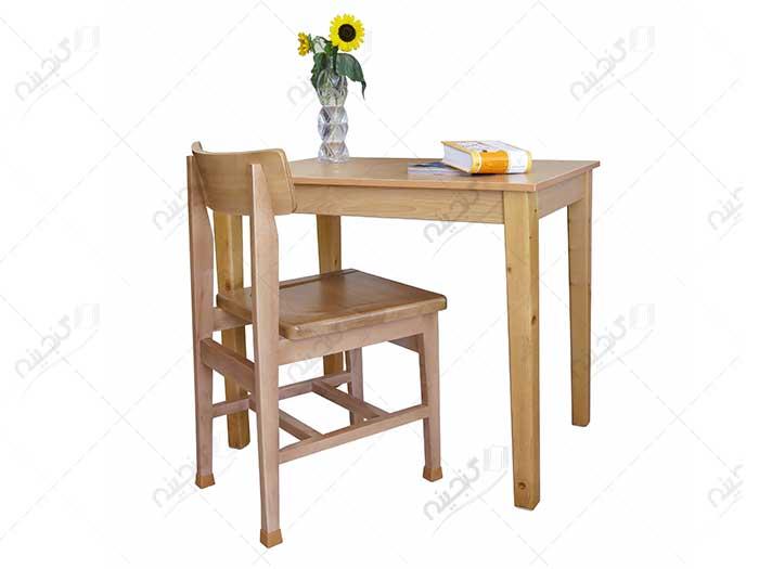 میز تحریر و میز مطالعه چوبی