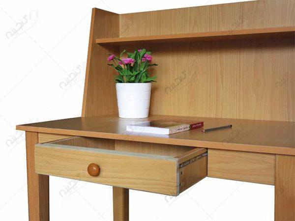 میز تحریر ساده کشو دار گنجینه