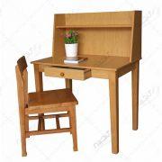 میز تحریر چوبی کشو دار