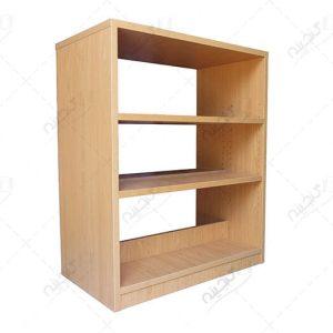 قفسه کتاب و کتابخانه خانگی چرخدار