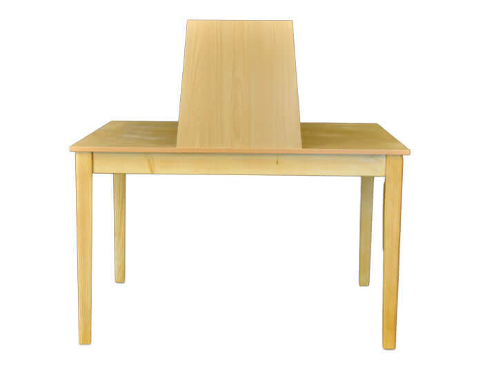 میز تحریر دو نفره چوبی گنجینه