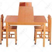 میز تحریر دو نفره