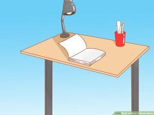 میز تحریر مناسب جهت مطالعه
