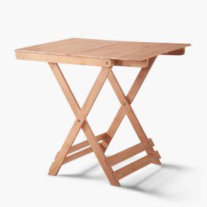 میز تاشو چوبی مسافرتی مخصوص کمپینگ