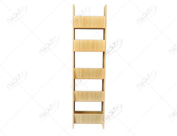 قفسه کتاب شیب دار|کتابخانه خانگی گنجینه