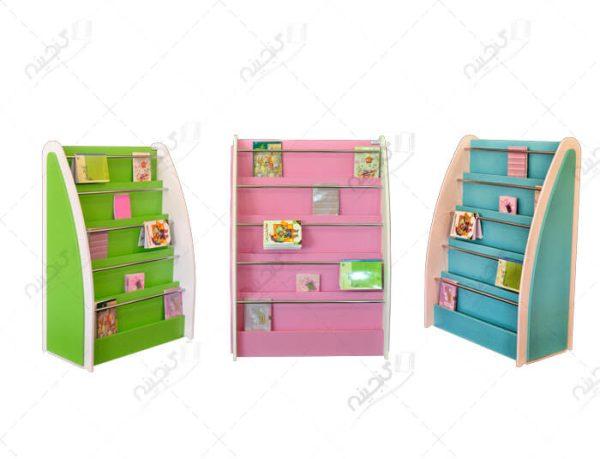 قفسه مجلات کودک