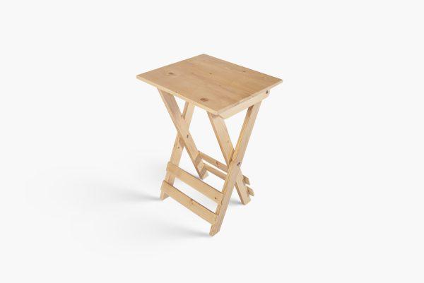 صندلی تاشو چوبی مسافرتی بریس