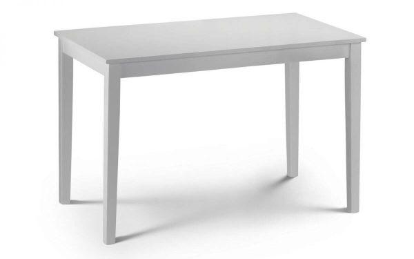 میز ناهار خوری مدرن سفید