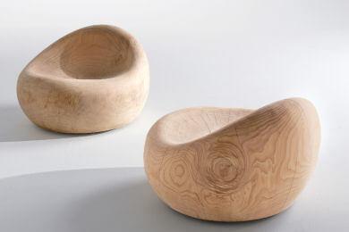 ایده هایی نو و برای دکوراسیون داخلی منزل با صندلی چوبی