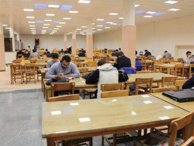 بهترین کتابخانه تهران برای درس خواندن: