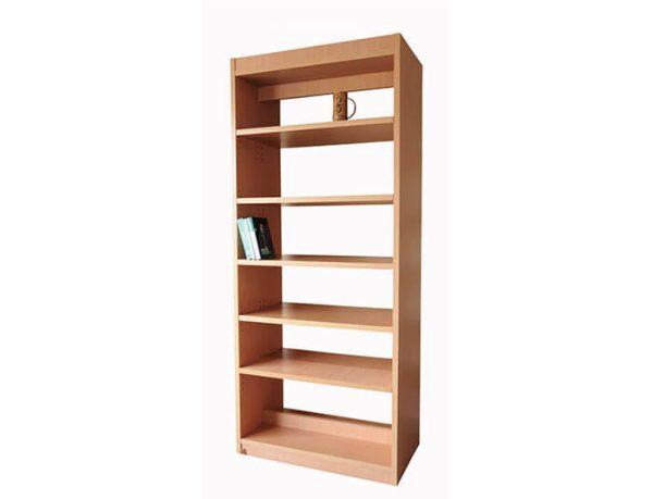 قفسه کتاب دوطرفه گنجینه