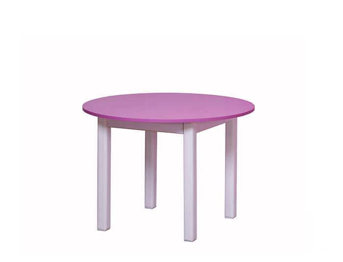 میز تحریر کودک گرد گنجینه