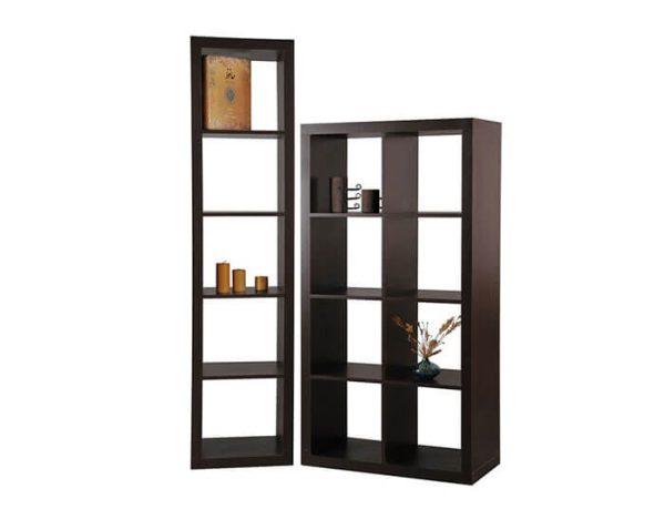 قفسه ایکیا مدل KALLAX دو در چهار