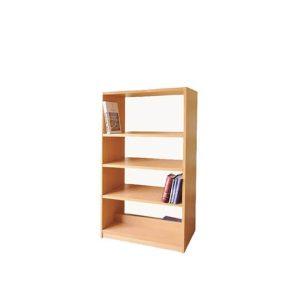 قفسه کتاب دوطرفه متوسط