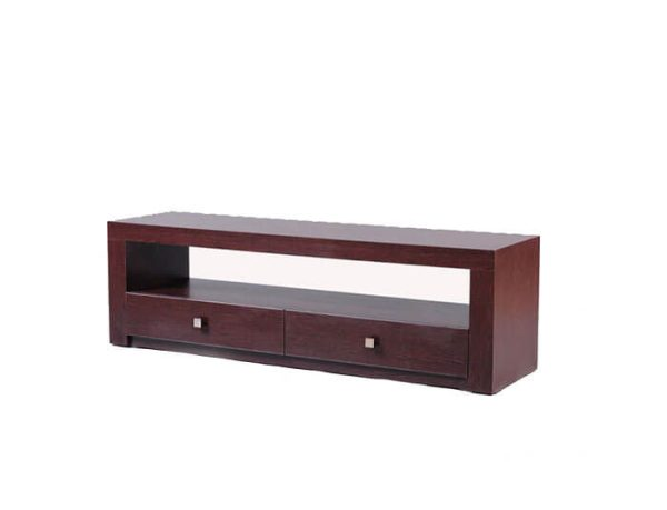 میز تلوزیون چوبی گنجینه