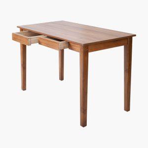میز تحریر دخترانه چوبی گنجینه