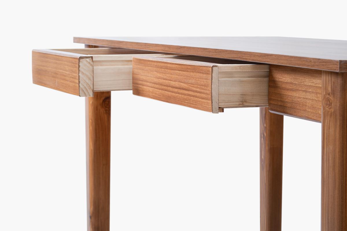 میز تحریر دو کشو فوکا