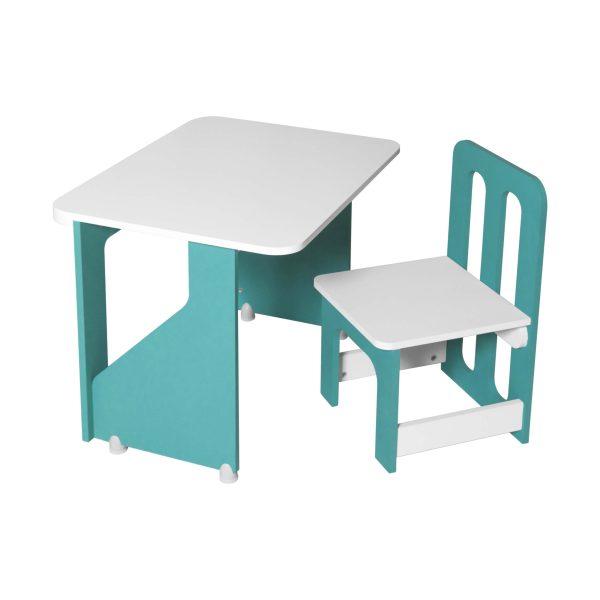 میز تحریر چوبی کودک مدل نهال