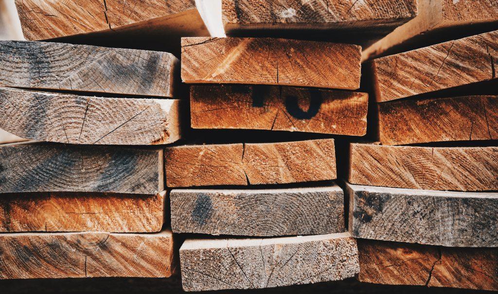 قیمت چوب